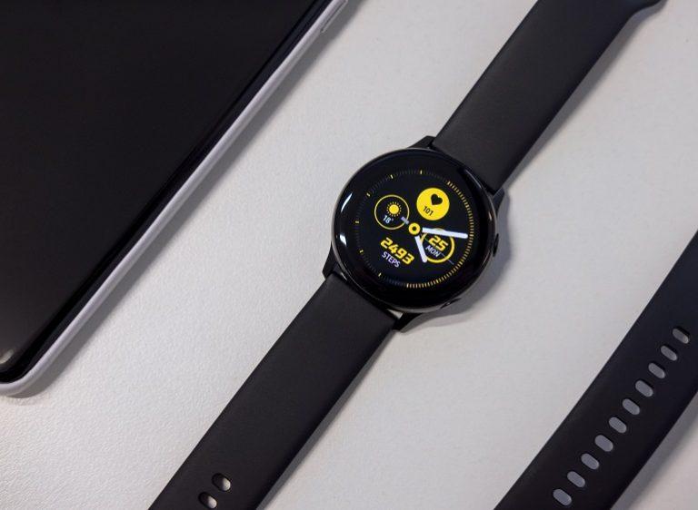 Samsung Gear Sport Smartwatch-2