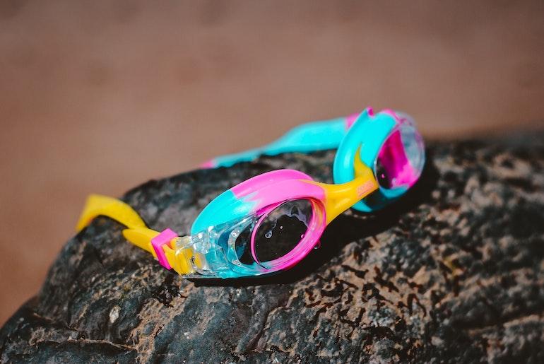 Taucherbrille