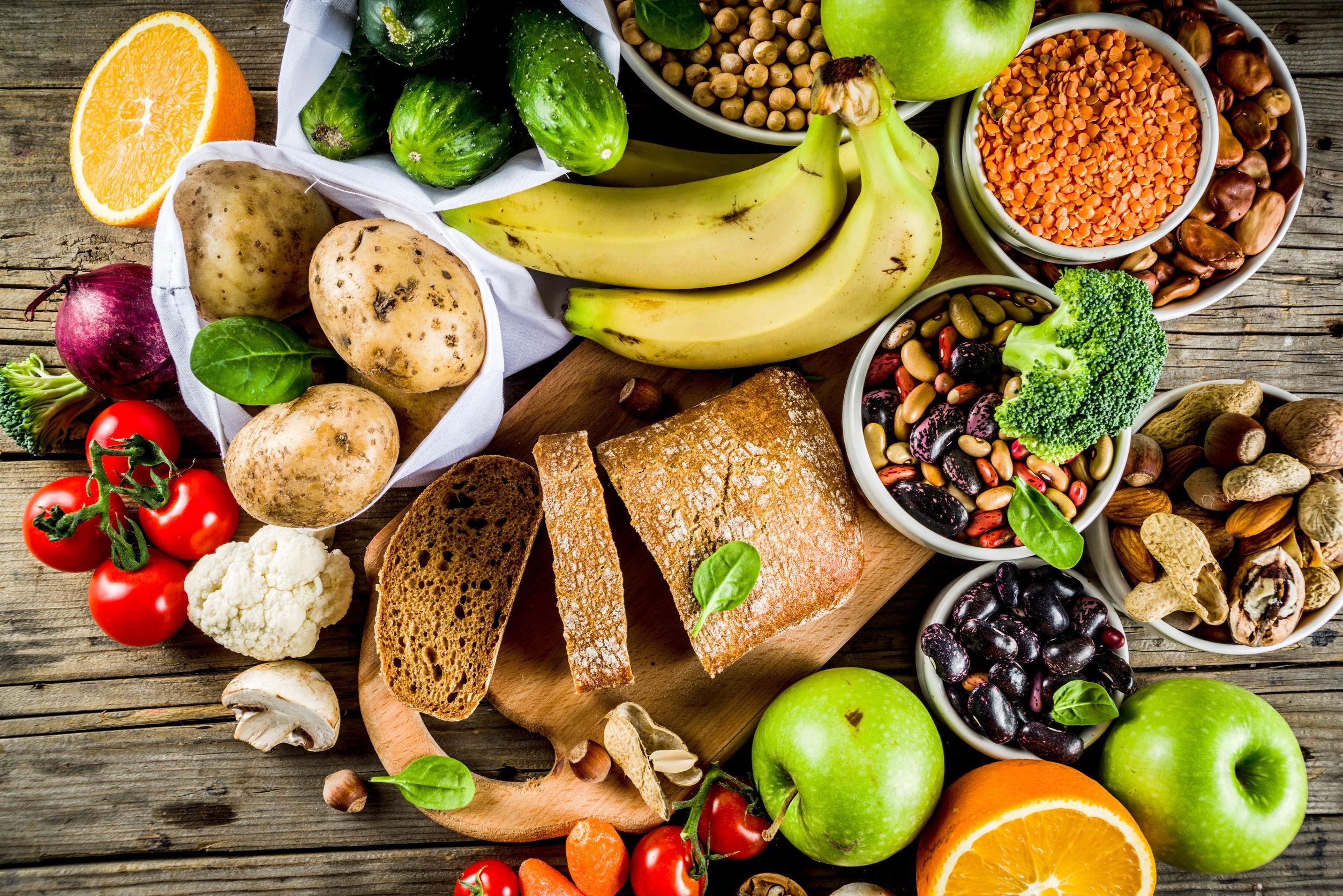 Diät ohne Kohlenhydrate