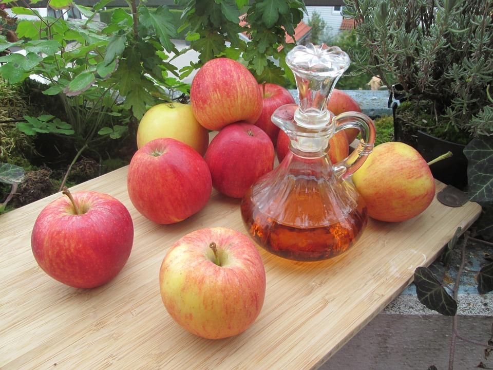 Apfelessig abnehmen