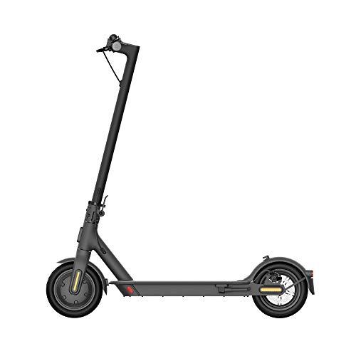 Xiaomi Mi Electric Scooter 1S (DE) Faltbarer E-Scooter mit Straßenzulassung + Appanbindung aus Luftfahrtaluminium (max Geschwindigkeit 20km/h,bis zu 30km Reichweite,max Belastung 100kg, LED Anzeige)