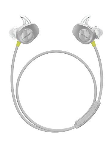 Bose SoundSport, kabellose Sport - Earbuds, (schweißresistente Bluetooth-Kopfhörer zum Joggen), Citron