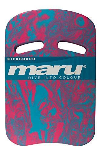 Maru Unisex-Kickboard, AT7125, Blau/Pink, Einheitsgröße